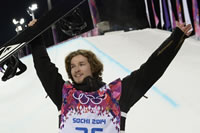 Defending Snowboard Halfpipe Champion To Compete?