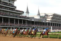 Will the Supreme Court's decision to overturn PASPA impact the Triple Crown betting situation?